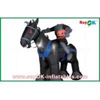 Wholesale Funny Customized Inflatable Halloween Decorations Multicolor With LED Light from china suppliers