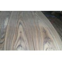 Wholesale African Natural Crown Cut Teak Veneer With Black Triped Texture from china suppliers