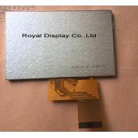 RYT043 4.3 Inch 480X272 Lcd TFT Screen With 40pin FPC / Parallel 24bit RGB