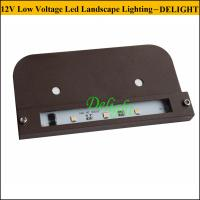 Wholesale led hardscape lights for retaining wall lights and LED Wall Light and Step Light for night lighting from china suppliers