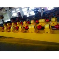 Wholesale VFD Adjustable Self Aligning Welding Rotators With PU Wheels for Boiler Welding from china suppliers