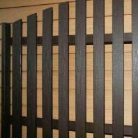 Quality WPC Fence, 100% Eco-friendly, Available in Various Colors for sale
