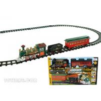 Wholesale Children Toy - B/O Train W/Light and Music (BTC66100) from china suppliers
