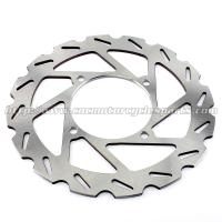 Wholesale Lightweight Quad Bike Parts ATV Brake Disc 227mm Outside Diameter from china suppliers