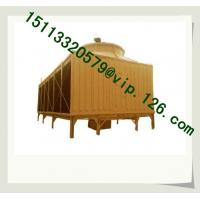Wholesale CE Certification Industrial Square FRP Water 50T-100T Cooling Tower from china suppliers