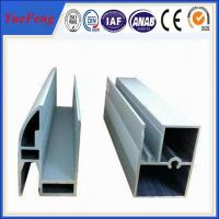 Wholesale Aluminium extrusions profiles factory, Industrial triangle extruded aluminum profile from china suppliers