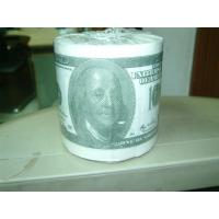 Us Dollar Printed Toilet Paper Roll Of Item 99025149