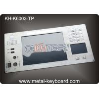 Wholesale Metal Keyboard with Digital Keypad and Touchpad  for Industrial Instrumentation from china suppliers