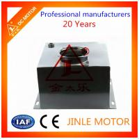 Wholesale 3.5L - 25L Round Iron Hydraulic Oil Tank For Hydraulic Power Pack Unit from china suppliers