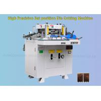 Wholesale Label Tape Automatic Fabric Die Cutter / Precisely tag film die punching machine from china suppliers