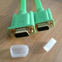 Wholesale Gold-Plated Connector 15pin Monitor VGA Cable Male to Male for PC from china suppliers