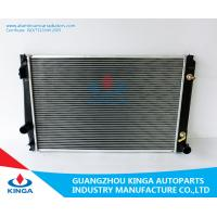 Wholesale Toyota Aluminium Car Radiators Rav4 3.5l V6 ' 06-11 AT Auto Radiator from china suppliers