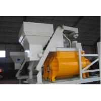 Wholesale Double-Horizontal-Shaft Forced Concrete Mixer JS1500---mingwei@crane2.com from china suppliers