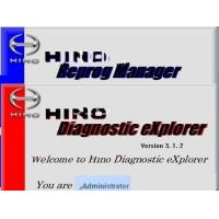 Wholesale Hino Diagnostic Software Explorer / Reprog Manager for Diagnostic Tool from china suppliers