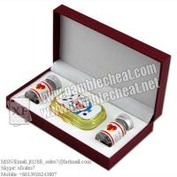 Wholesale XF C class Contact lenses for marked cards/poker analyzer/poker cheat/contact lens/infrared lens/poker scanner from china suppliers