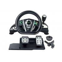 Quality All in One Video Game Steering Wheel for PC ( X-INPUT ) / PS3 / XBOX 360 / XBOX ONE / PS4 for sale