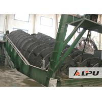 Wholesale Spiral Dia 1800mm Screw Sand Cleaning Machine For Ore Separation Plant from china suppliers