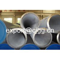 Wholesale Industrial API 5L Cold Drawn / Hot Rolled Steel Tube Oil / Gas Pipes from china suppliers