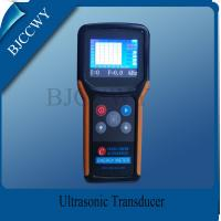 Wholesale Hand Hold Ultrasonic Cleaning Machine , Ultrasonic Sound Pressure Meter from china suppliers