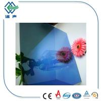 Wholesale Polished smooth heat reflective glass panel for offices , houses , shops from china suppliers