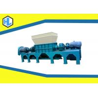 Wholesale Customized Blade Material Organic Food Scrap Waste Shredder Multi Function Twin Shaft from china suppliers