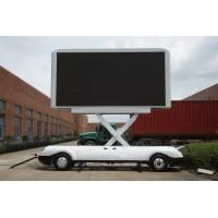 Wholesale outdoor RGB full color mobile LED display billboard for stage,event,party from china suppliers