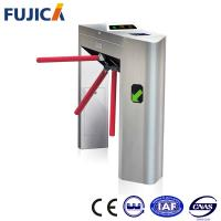 Wholesale Automatic Tripod Pedestrian Turnstile Access Control System For Office Building from china suppliers