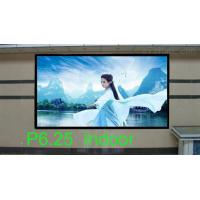 Wholesale Indoor  P6.25  Full Color Video Wall LED Display High Brightness LED Screen SMD3528 from china suppliers