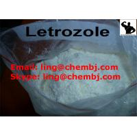 Wholesale Letrozole Female Natural Non Estrogenic Steroids Femara For Treating Breast Cancer from china suppliers