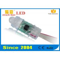 Wholesale 12mm 5V RGB XH6897 LED Pixel Light 0.3 Watt IP67 130 ° Viewing Angle from china suppliers
