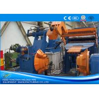 Buy cheap Custom Cut To Length Machine ISO Certification 90KW Leveling Electric Control from wholesalers