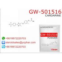 Wholesale GW-501516 Cardarine SARMs Steroids For Losing Weight CAS 317318-70-0 from china suppliers
