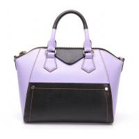 Buy cheap two tone simply model bags in cow leather with cross-body strap factory price from wholesalers