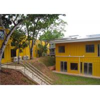 Vinyl Sheet  Steel Structure Building 6055mm x 2435mm x 2790mm for Classroom