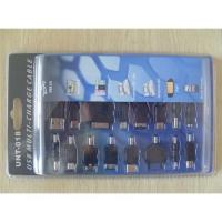 Wholesale USB multi-charge cable for i-phone 3G/3Gs/i-pod nano/touch/classic NEW! from china suppliers