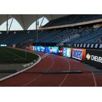 Wholesale P8 Outdoor Sports Led Display Screen For Advertising 1/4 Scan from china suppliers