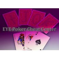 Wholesale Copag Back Marked Decks / Marked Playing Cards For Promotion from china suppliers