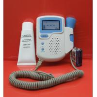 Wholesale Home Use Backlight LCD Display Low Ultrasound Power Portable Fetal Doppler, DSP Technique from china suppliers