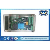 Wholesale Spare Part Main Control Board Barrier Gate Accessories Control Board from china suppliers
