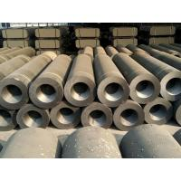 Buy cheap Ultra high bulk density graphite electrode price with 1800mm length from wholesalers