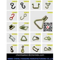Wholesale Ratchet strap hooks/Flat hook/wire hook/Double j hook/Claw U hook,J hook/S hook from china suppliers