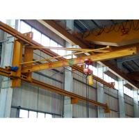 Wholesale Wall Mounted Jib Crane For Workshop / Warehouse , Wall Traveling Jib Crane from china suppliers
