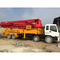 Wholesale 2012 45m SANY Truck-Mounted Concrete Pump THB54 from china suppliers