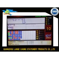 Wholesale Upgrade Gambling Baccarat System WIth Casino Games Of Result Electronic System from china suppliers