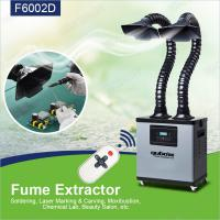 Wholesale Table Top 200w 3 Layers Xs350-2 Solder Fume Extractor Black And Grey Color from china suppliers