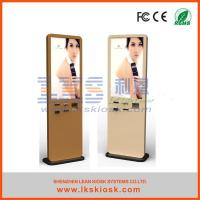 Wholesale 46 Inch Advertising outdoor touch screen kiosk / self service interactive information kiosk from china suppliers