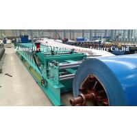 Wholesale CNC Steel Roofing Sheet Roll Forming Machine For PPGI 0.3mm-0.8mm , Roll Former from china suppliers