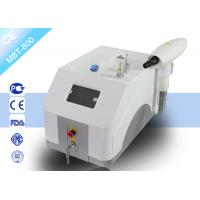Factory price 1064 nm 532nm nd yag laser for tattoo removal & birthmark & nail fungus & black doll