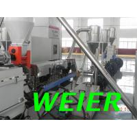 Wholesale WPC Wood And Plastic Pelletizing Machine For Granules With CE Aprroved from china suppliers