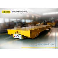 Wholesale Wireless Control  Electric Pallet Transfer Carts Manufacturers on Rail from china suppliers